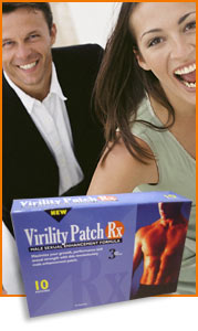 Virility Patch Rx will change your sex life!