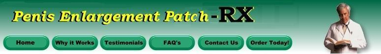 Order Virility Patch Rx Penis Enlargement Patch Online.
